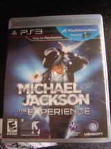 NEW Playstation 3 PS3 Michael Jackson the Experience game in Manhattan, Kansas